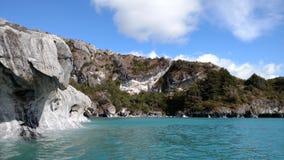tur på sjön Arkivfoto