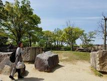 tur till Japan Arkivfoto