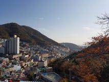 Tur till Korea Fotografering för Bildbyråer