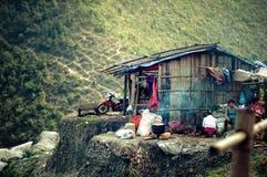 Tur till Vietnam Arkivfoton