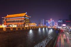 Tur till Xi'an Arkivbilder