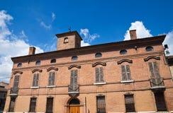 Tura Palace. Comacchio. Emilia-Romagna. Italy. Stock Photos