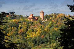 Free Turaida Castle Stock Photos - 3983703
