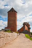 Turaida castle, Latvia Royalty Free Stock Photography