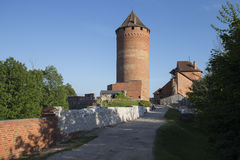 Turaida castle Royalty Free Stock Image
