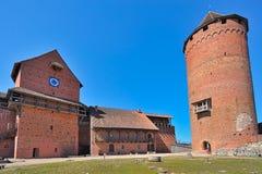 Turaida kasztel, Latvia Fotografia Royalty Free