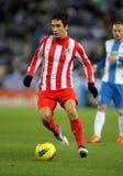 turan atletico de Μαδρίτη arda Στοκ εικόνα με δικαίωμα ελεύθερης χρήσης