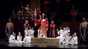 Turandot archivi video