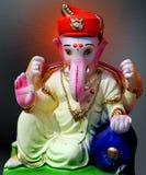 turban de puneri de seigneur de ganesha Images libres de droits