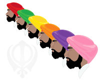 Turbans Stock Photos