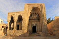 Turbe (mausoleo) de Shirvanshahs en Baku, Azerbaijan Imagenes de archivo