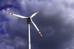 turbin wiatr Obrazy Stock