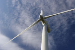 Turbina Fotografia de Stock