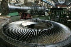 Turbina 3 Foto de archivo libre de regalías