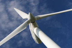 A turbina Foto de Stock