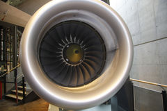 turbina Fotografia Stock