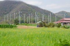 turbina Imagen de archivo libre de regalías
