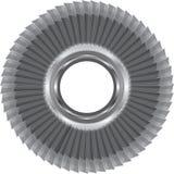 Turbina 3d Fotografie Stock Libere da Diritti