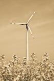 Turbina da potência Fotografia de Stock Royalty Free