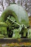Turbina de Krizik imagenes de archivo