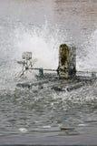 Turbina de la aireación Foto de archivo