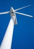 Turbina de la energía eólica Fotos de archivo libres de regalías