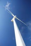 Turbina de vento Fotos de Stock Royalty Free