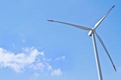 Turbina de vento Fotografia de Stock