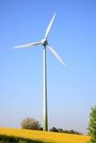 Turbina de vento. imagens de stock
