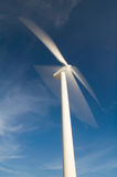 Turbina de vento Imagem de Stock Royalty Free