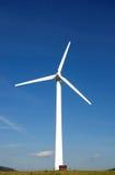 Turbina de vento da energia Fotos de Stock