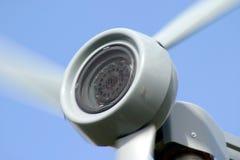 Turbina de viento fotos de archivo