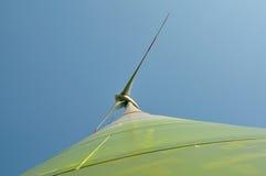 Turbina de viento. imágenes de archivo libres de regalías