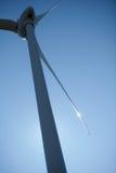 Turbina de viento - imagen común fotos de archivo