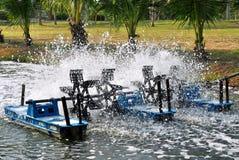 Turbina del agua Foto de archivo libre de regalías