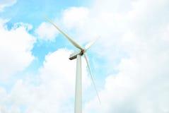 Turbina del eje Foto de archivo libre de regalías