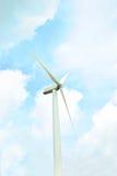 Turbina del eje Imagen de archivo libre de regalías