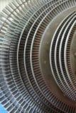 Turbina del generador de potencia Foto de archivo libre de regalías