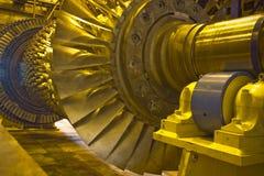 Turbina del rotore Fotografie Stock