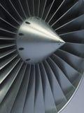Turbina della ventola fotografia stock