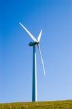 Turbina di vento Fotografie Stock