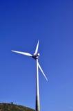Turbina di vento - il giusto modo Fotografia Stock Libera da Diritti