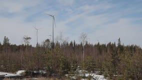 Turbina dla zielonej energii zbiory wideo