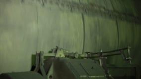 Turbina do central elétrica térmico vídeos de arquivo