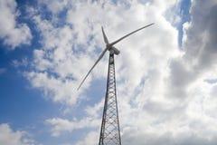 Turbina eólica Foto de Stock