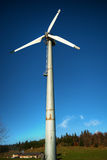 Turbina eólica Imagens de Stock Royalty Free