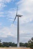 Turbina elétrica fotos de stock