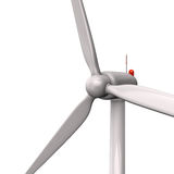 turbina energetyczny wiatr ilustracja wektor