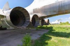 Turbina naddźwiękowy strumień obraz stock