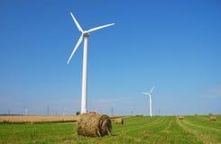 turbina rolny wiatr Fotografia Stock